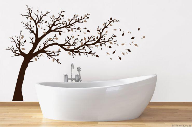 Tipps Und Tricks Fur Das Wandtattoo Im Badezimmer Calmwaters